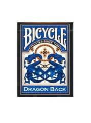 Karty Dragon Blue back BICYCLE