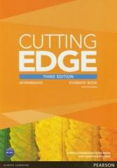 Cutting Edge Intermediate SB z płytą DVD
