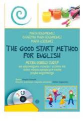 The good start method for english 2 CD(kpl)
