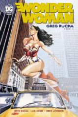 Wonder Woman, tom 1. DC Deluxe