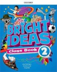 Bright Ideas 2 CD + app PK OXFORD