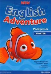 English Adventure NEW Starter SB + DVD LONGMAN